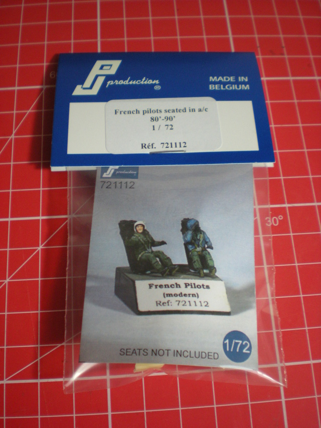 Mirage f.1 cr - special hobby 1/72 Dscn9715