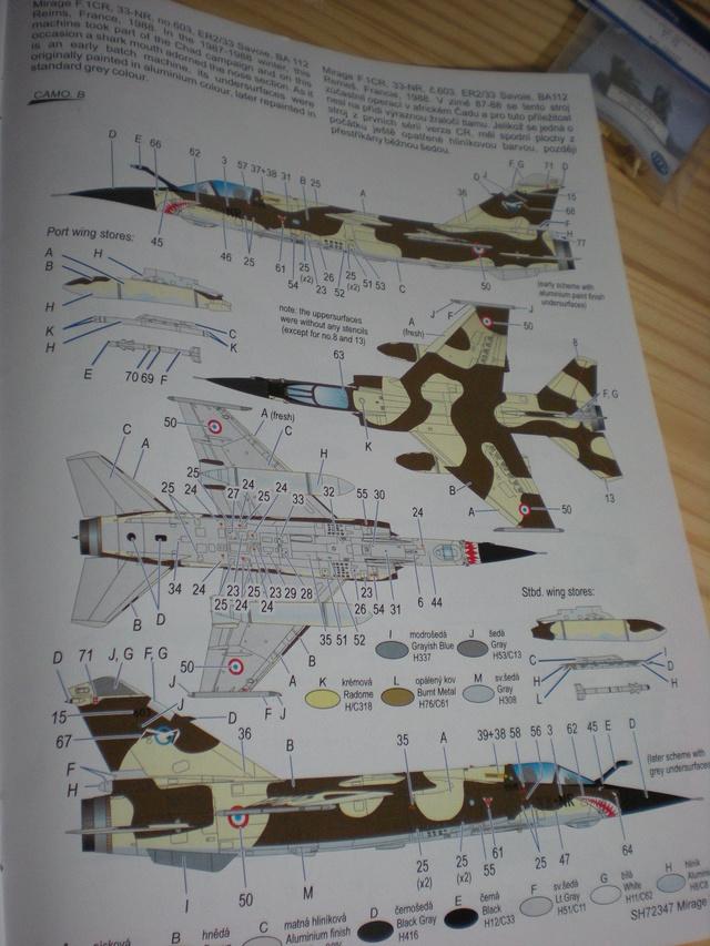 Mirage f.1 cr - special hobby 1/72 Dscn9718