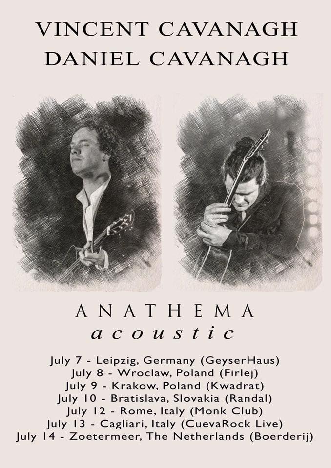 Anathema The Optimist Tour 2017 19059810