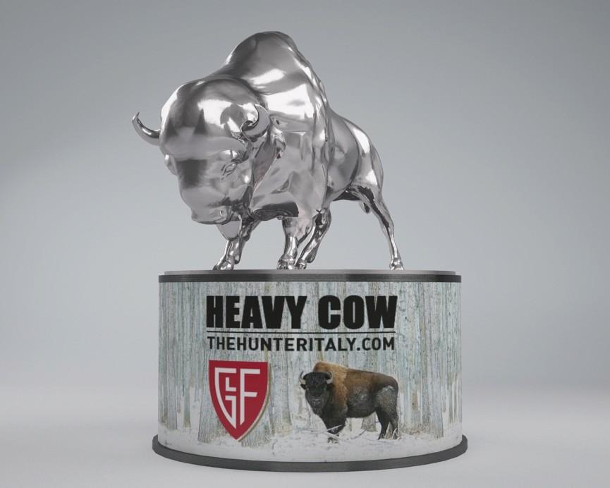 [CONCLUSA] Competizioni ufficiali TheHunteritaly - Heavy Cow - Bisonte femmina - Arg00018