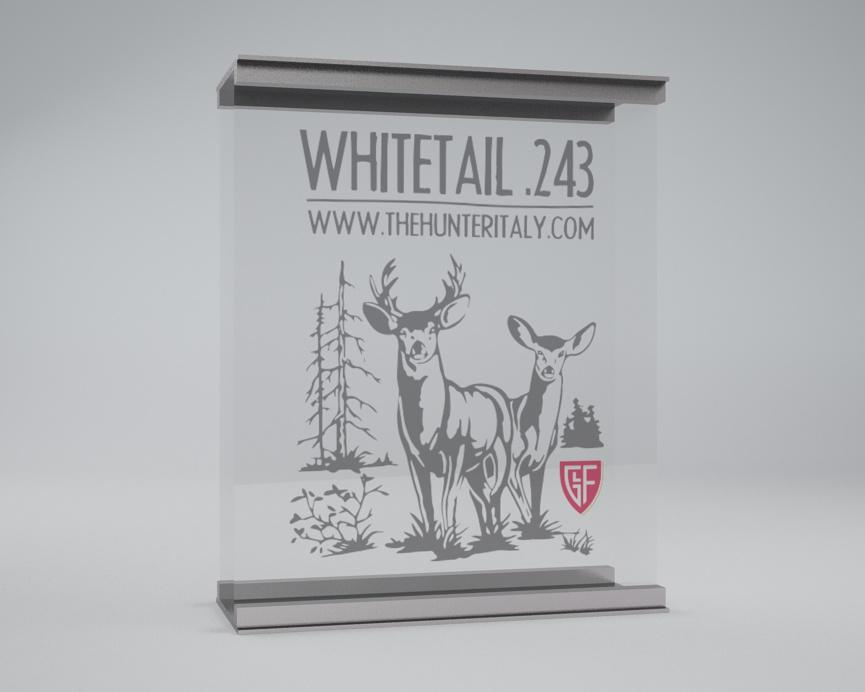 [CONCLUSA] Competizioni ufficiali TheHunteritaly - Whitetail .243 - Cervo coda bianca Maschio + Femmina Arg10