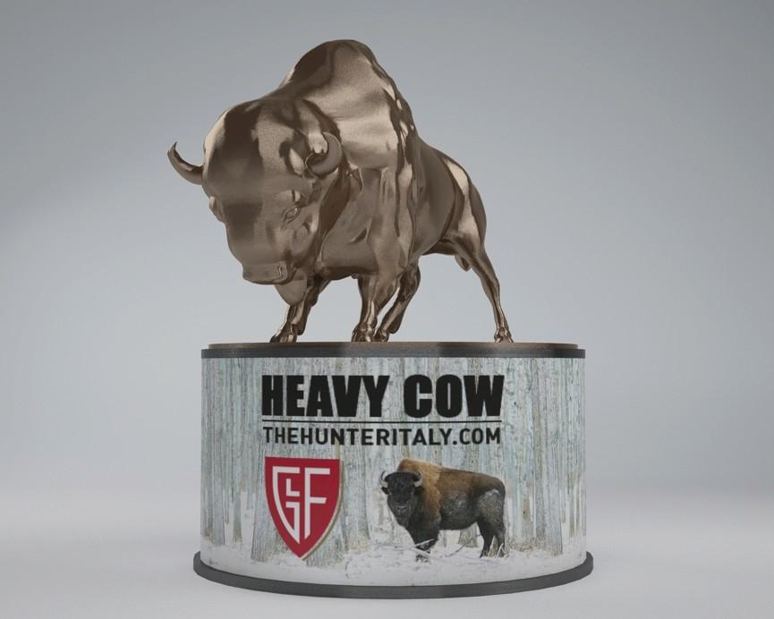 [CONCLUSA] Competizioni ufficiali TheHunteritaly - Heavy Cow - Bisonte femmina - Bro00018