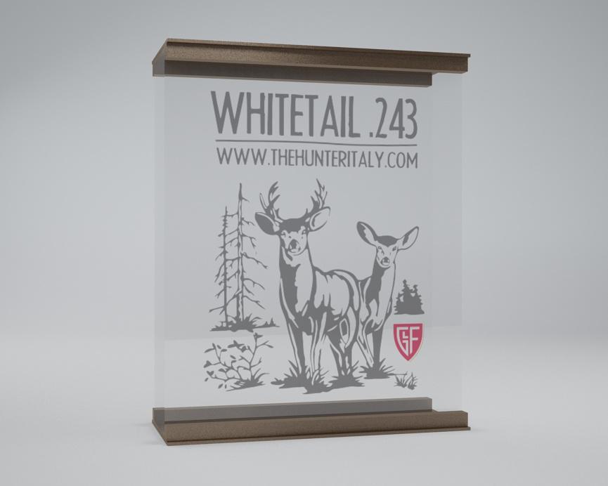 [CONCLUSA] Competizioni ufficiali TheHunteritaly - Whitetail .243 - Cervo coda bianca Maschio + Femmina Bro10