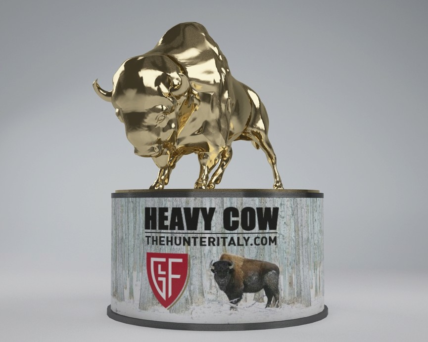 [CONCLUSA] Competizioni ufficiali TheHunteritaly - Heavy Cow - Bisonte femmina - Oro00018