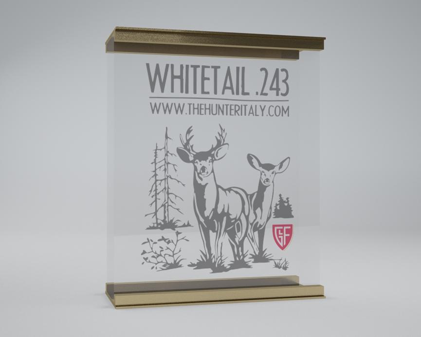 [CONCLUSA] Competizioni ufficiali TheHunteritaly - Whitetail .243 - Cervo coda bianca Maschio + Femmina Oro10
