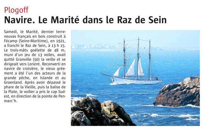 [ Marine à voile ] Vieux gréements - Page 4 Marity11