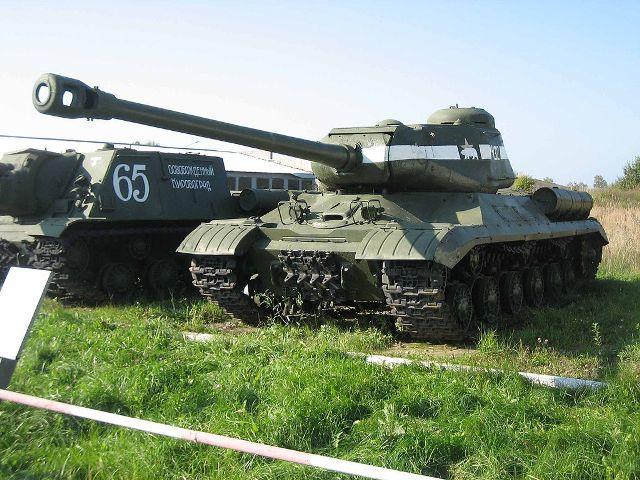 Carro armato sovieico JS 2 Stalin (marioandreoli) 1024px10