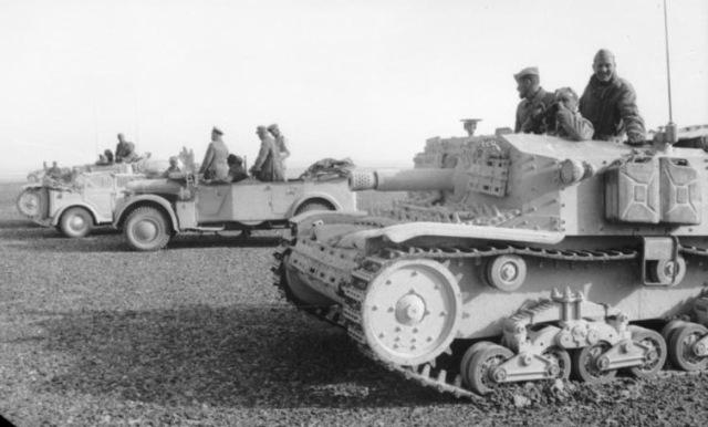 Semovente M40 Tamiya (marioandreoli) Bundes10