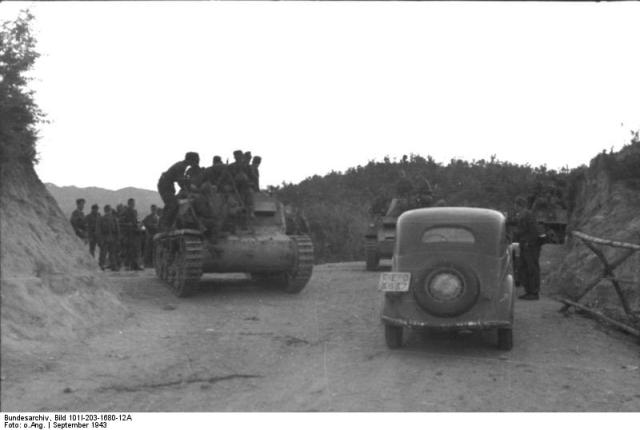 Semovente M40 Tamiya (marioandreoli) Bundes11