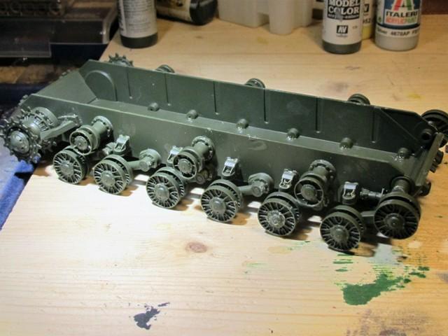 Carro armato sovieico JS 2 Stalin (marioandreoli) Img_3644