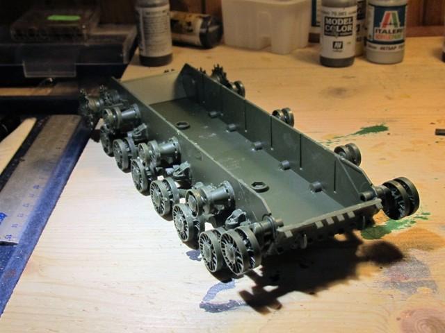 Carro armato sovieico JS 2 Stalin (marioandreoli) Img_3645