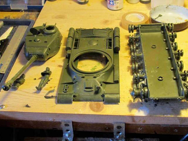 Carro armato sovieico JS 2 Stalin (marioandreoli) Img_3650