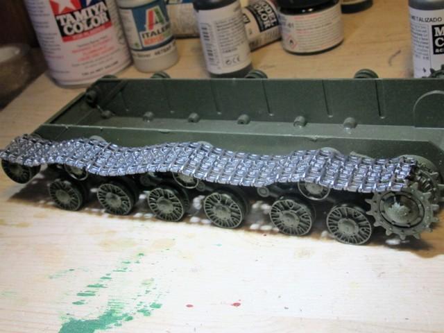 Carro armato sovieico JS 2 Stalin (marioandreoli) Img_3675