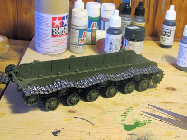 Carro armato sovieico JS 2 Stalin (marioandreoli) Img_3676