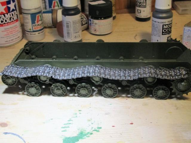 Carro armato sovieico JS 2 Stalin (marioandreoli) Img_3677