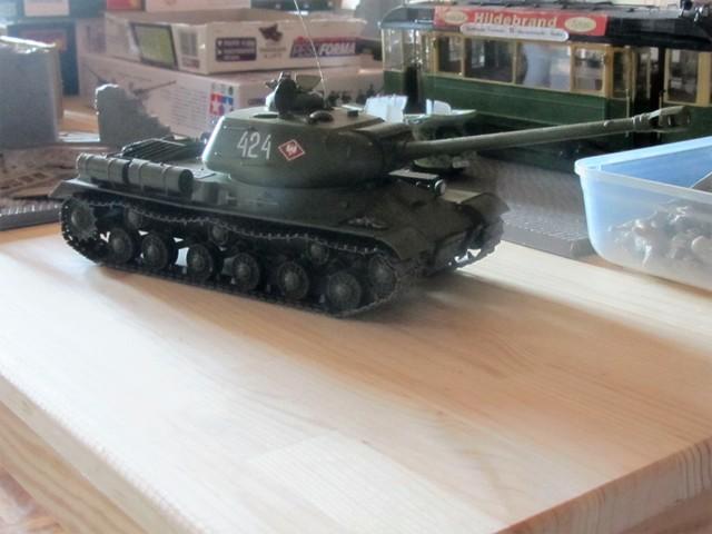 Carro armato sovieico JS 2 Stalin (marioandreoli) Img_3712