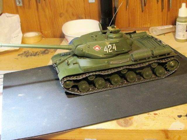 Carro armato sovieico JS 2 Stalin (marioandreoli) Img_3731