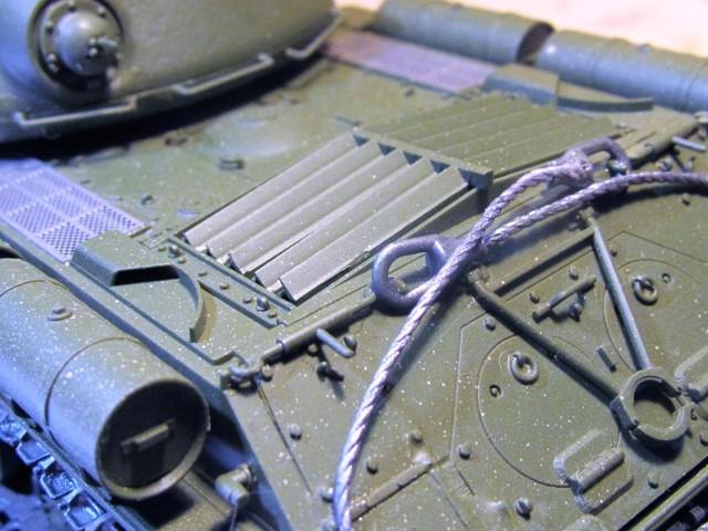 Carro armato sovieico JS 2 Stalin (marioandreoli) Img_3734