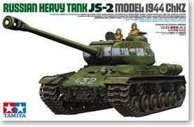Carro armato sovieico JS 2 Stalin (marioandreoli) Js210