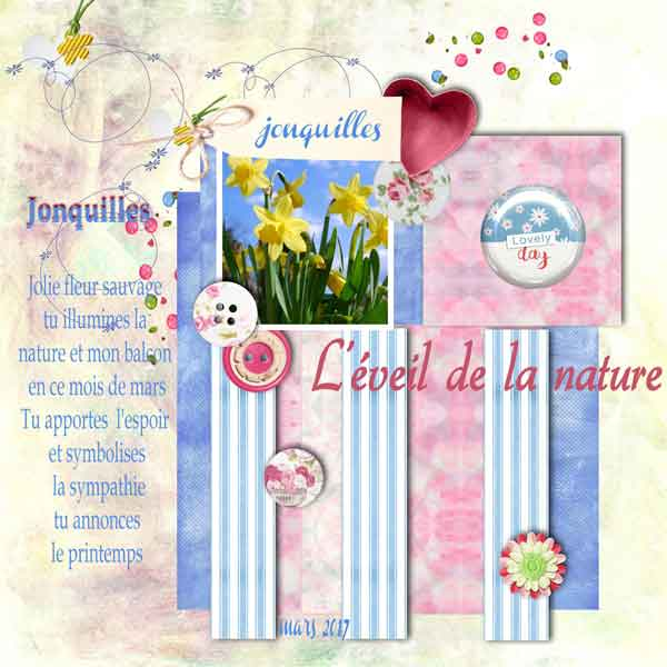Scrap'arabe de Mars 2017 | les pages 12_mam10