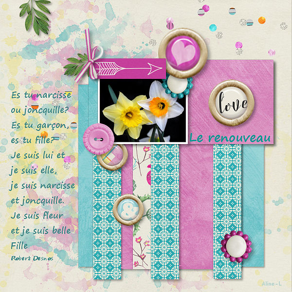 Scrap'arabe de Mars 2017 | les pages 13_ali10