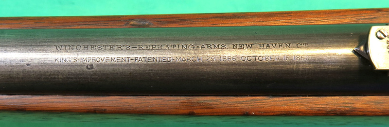 Brevets-éclatés Winchester 1876 - Années de fabrication 1876_c10