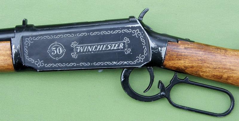 Winchester 1894 [commémorative Cheyenne 44-40] Molgor12