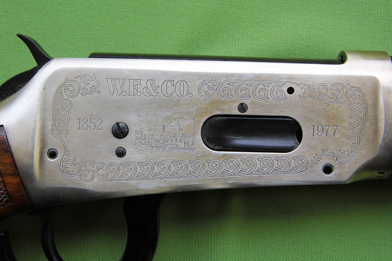 Wells Fargo Winch124