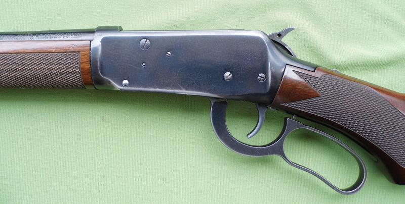 La Winchester 1894 Timber Winch201