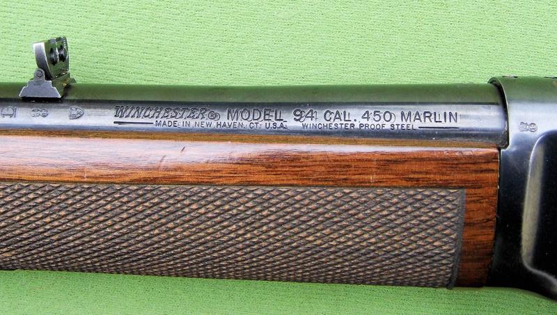 La Winchester 1894 Timber Winch202