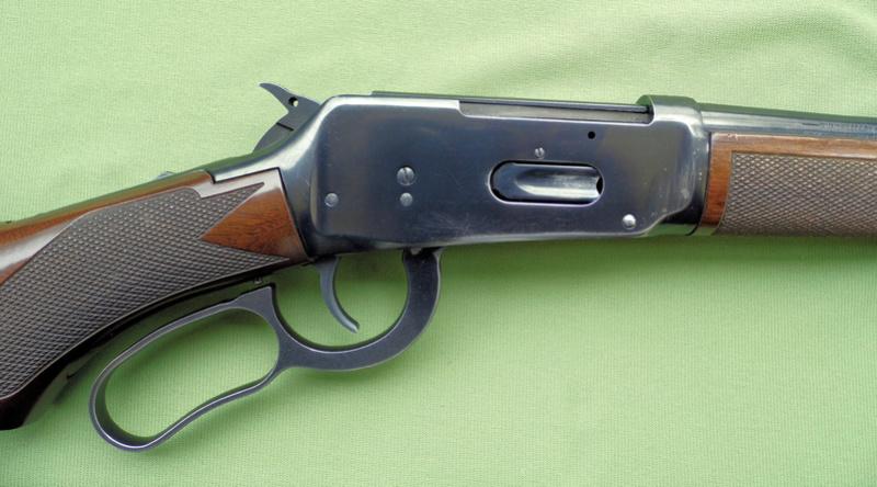 La Winchester 1894 Timber Winch203