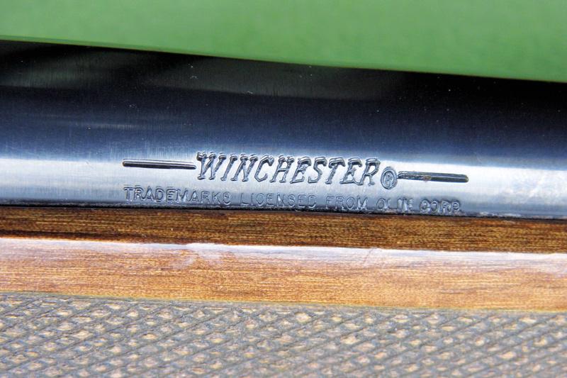La Winchester 1894 Timber Winch207