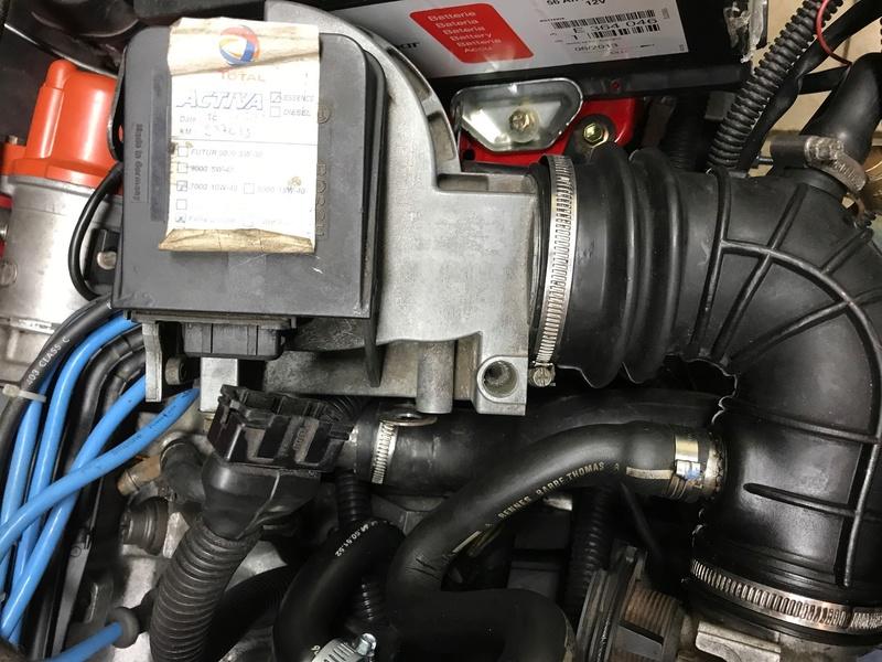 Changement du Carlostat / Thermostat d'eau 510