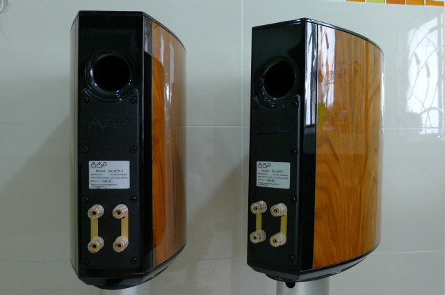 AAD Reference Silver-1 Loudspeakers (Used) SOLD P1130520