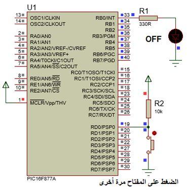 ما هو الميكروكونترولر Microcontroller  ؟  - صفحة 2 716