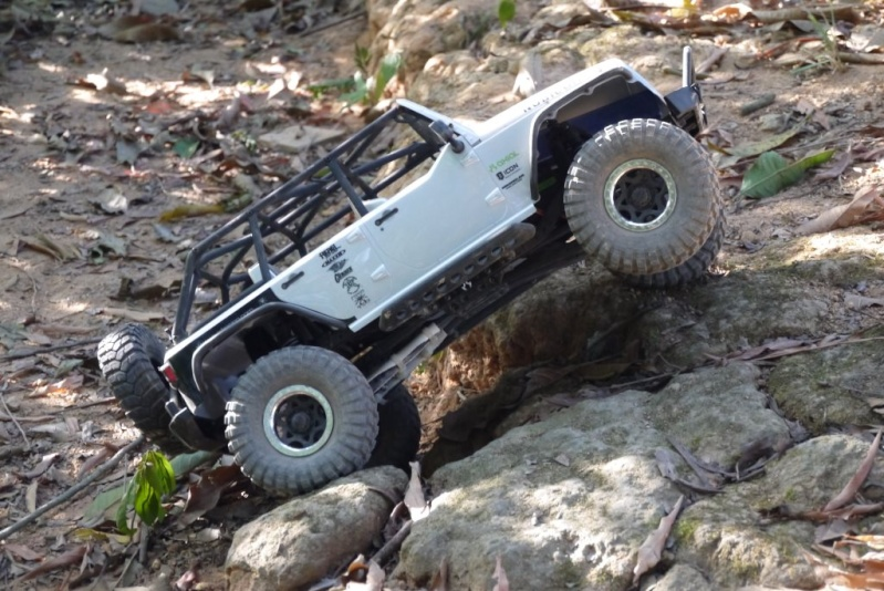rubicon - Reinforcing the links of a standard RTR SCX10 Jeep Rubicon Jeep_a10