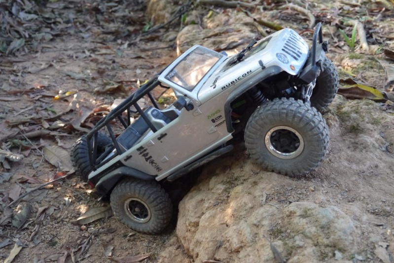 rubicon - Reinforcing the links of a standard RTR SCX10 Jeep Rubicon Jeep_a12