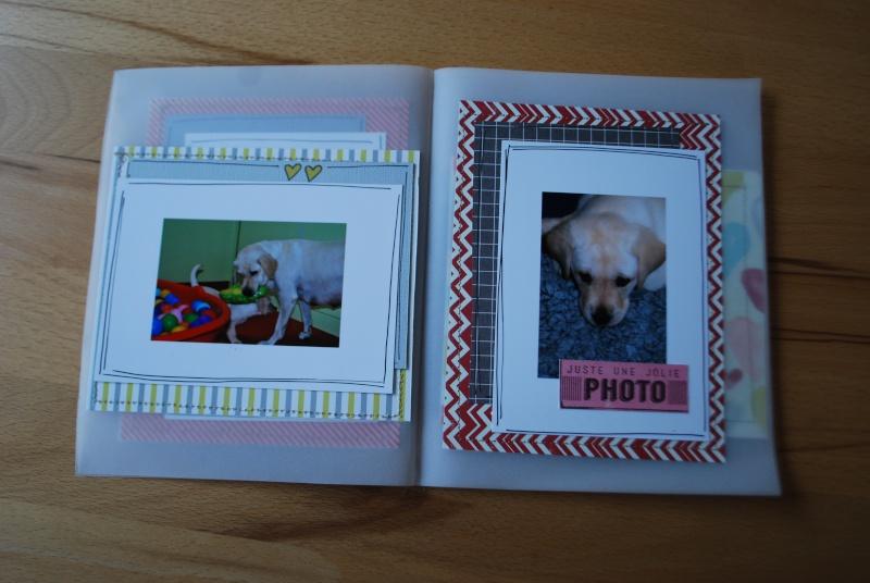 Collection Splendid Sunshine d'Echo Park: un mini tout pimpant et deux pages 26_12_26