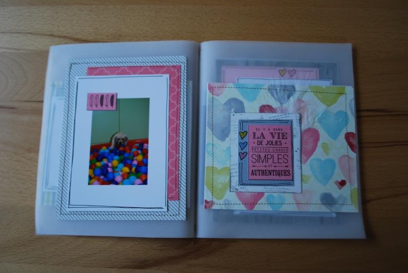 Collection Splendid Sunshine d'Echo Park: un mini tout pimpant et deux pages 26_12_27