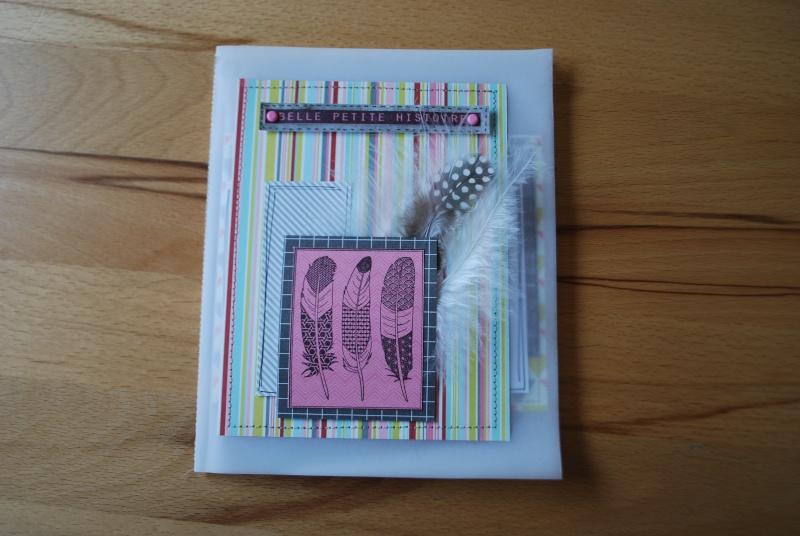 Collection Splendid Sunshine d'Echo Park: un mini tout pimpant et deux pages 26_12_33