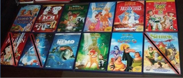 [Recherche - Vente] Le Coin des Blu-ray et DVD Disney !  (TOPIC UNIQUE) - Page 13 Dvds1110