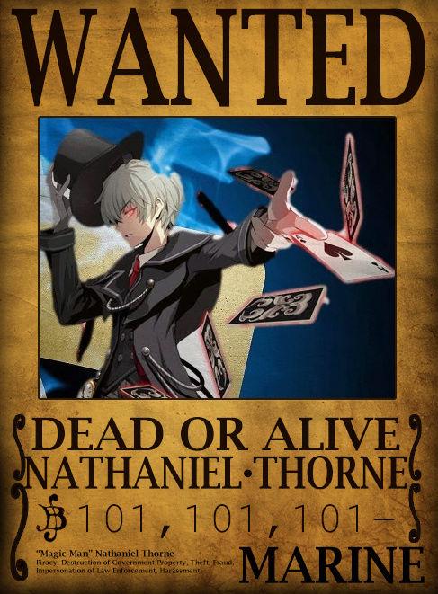 Wanted Poster Drawing Board Nathan10