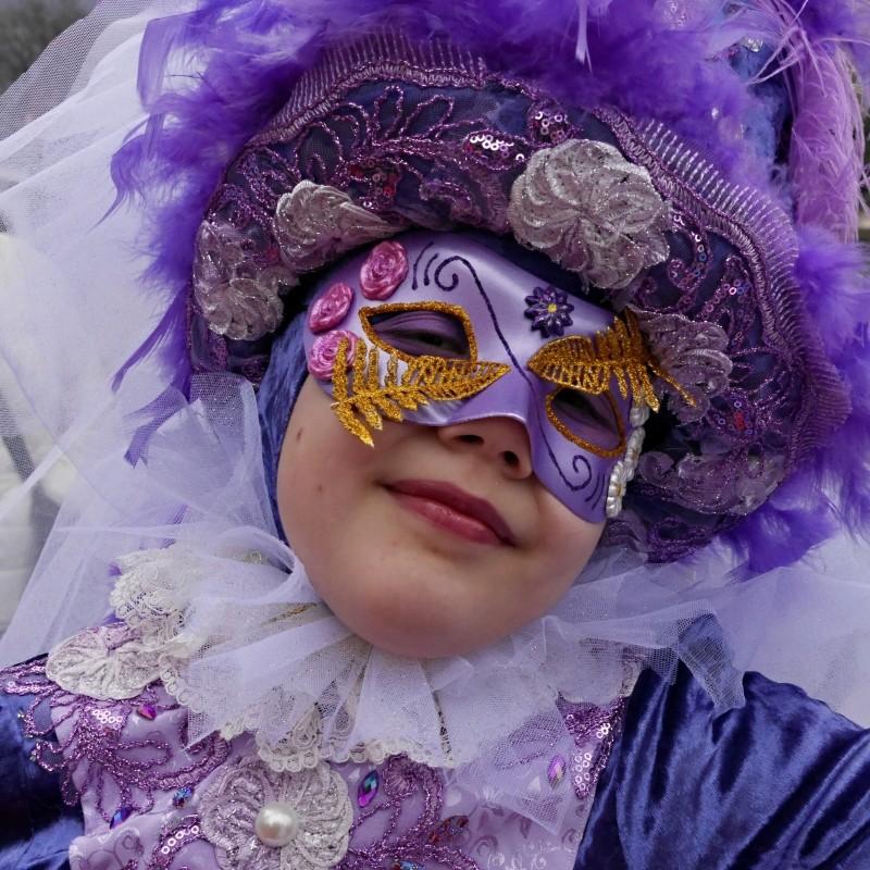 Sortie informelle Carnaval Vénitien ANNECY P1100713