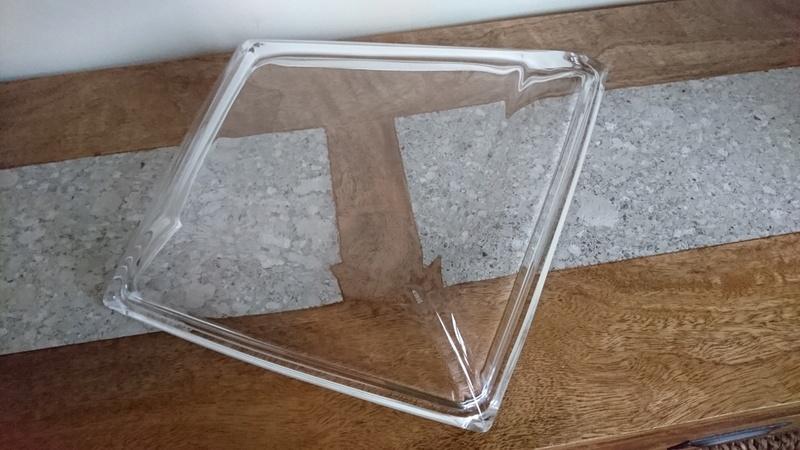 Large Crystal Content Dish - Diamond Shaped - Maker? Nybro? Dsc_0012