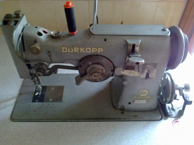 Durkopp 252 ,  Duerkopp 252 Img_8511