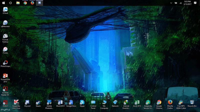 Post your desktop screen! Screen11