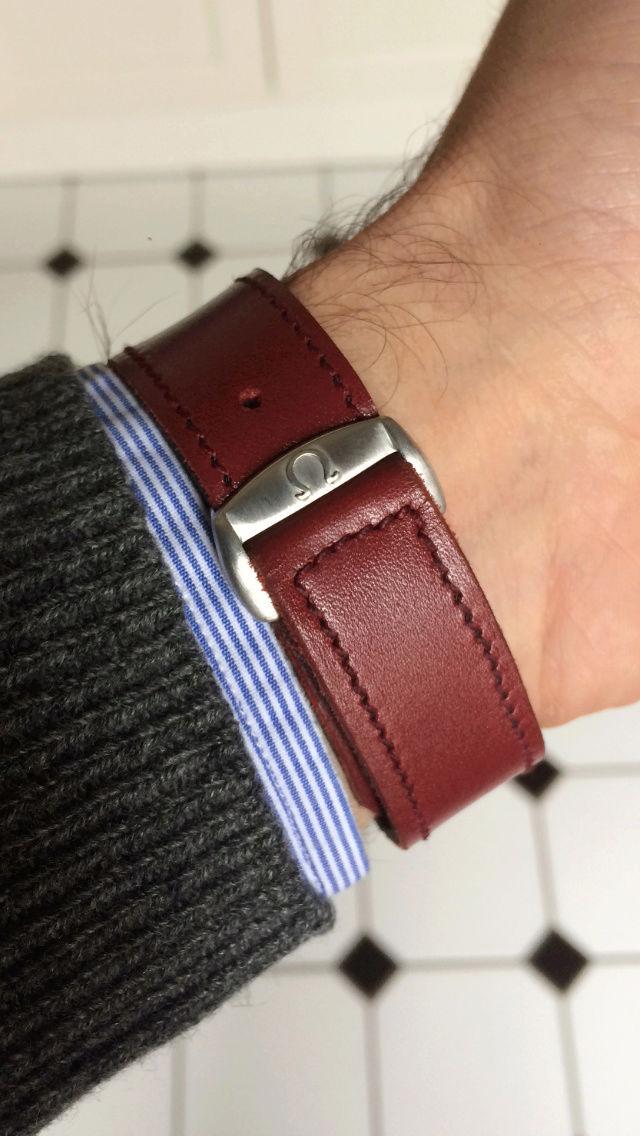 Bracelet Boucle déployante OMEGA.... Img_2612
