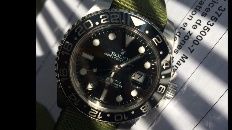 Daily smartphone picshot 2017 - Page 4 Rolex_10