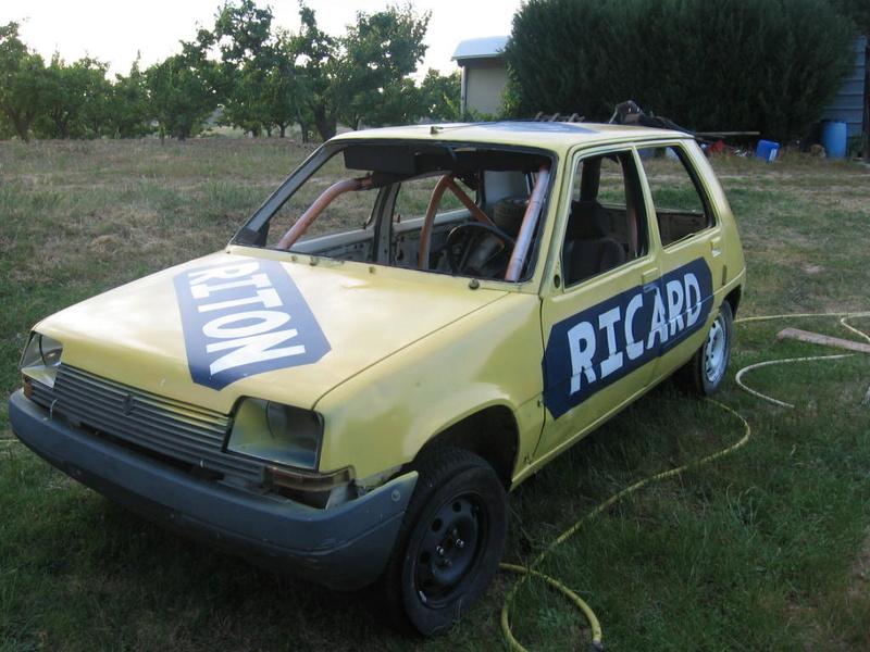 """Super 5 """"Ricard"""" Maison11"""