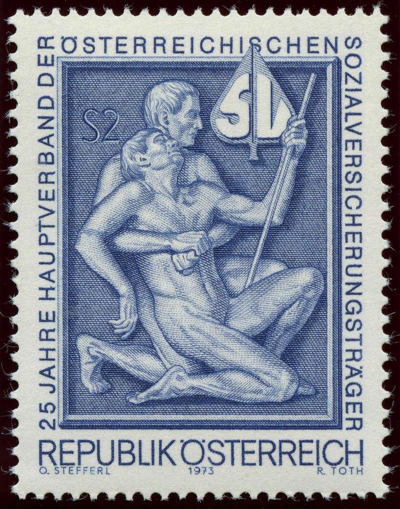 Österreich, Briefmarken der Jahre 1970 - 1974 - Seite 3 Ank_1411